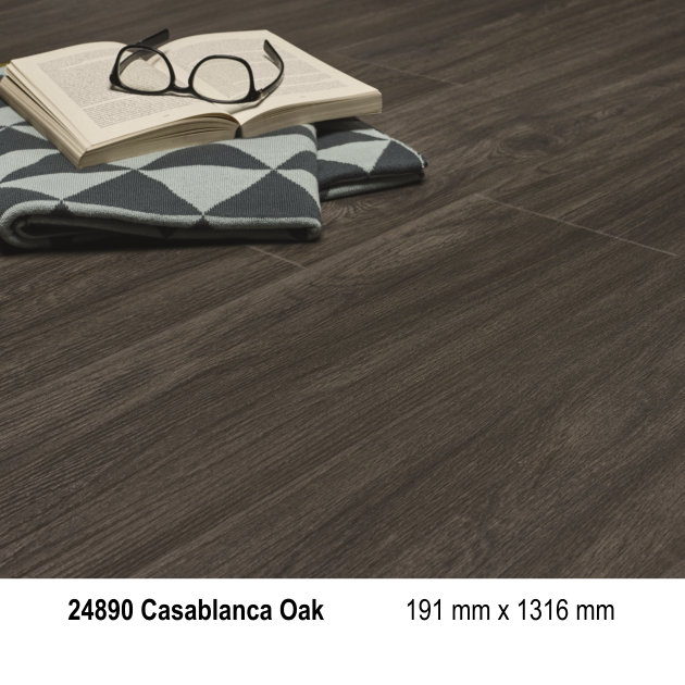 ITEC Casablanca oak klikkes design PVC